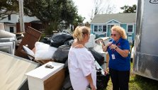 Chaplains Shine Light on NC's Ocracoke Island Following Dorian