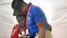 Hurricane Survivor Receives Love of Christ in Bahamas