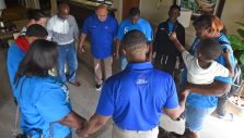 Billy Graham Chaplains on the Ground in Hurricane-Ravaged Bahamas