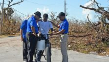 Bahamians' Response to Hurricane Dorian Encourages Billy Graham Chaplain