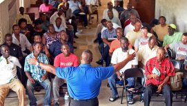 Chaplains Training Bahamians to Share the Hope of Christ Even in Crisis