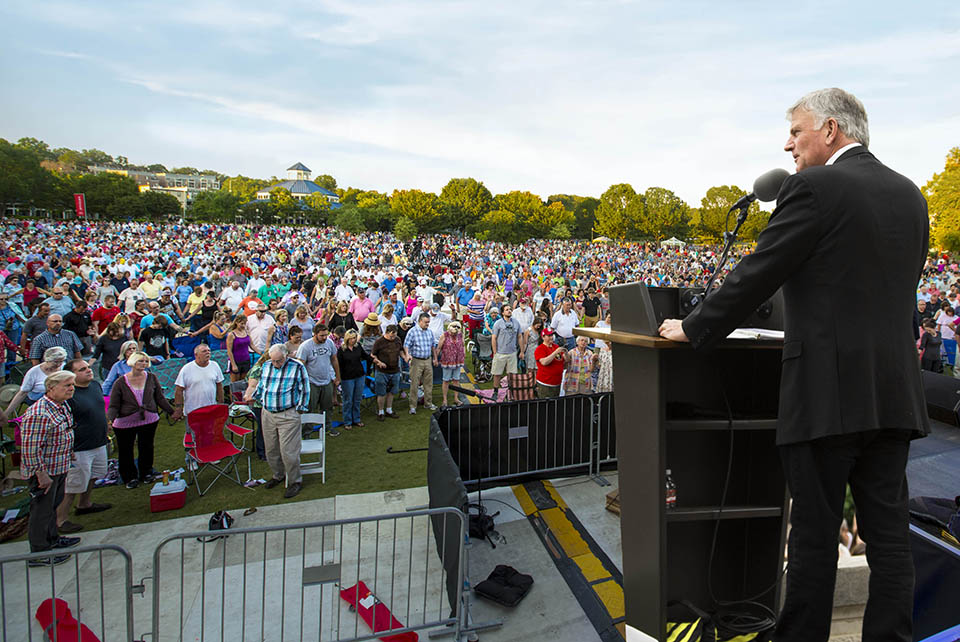 Franklin Graham: Pray for a Mighty Work of God in Our Nation
