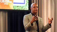 Darryl Strawberry Encourages Men, 'Don't Give Up'