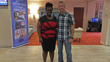 Hotel Employee Drives Three Hours to Volunteer at Decision America Tour