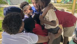Aftereffects of Dorian: Billy Graham Chaplains Care for Displaced Bahamian Children