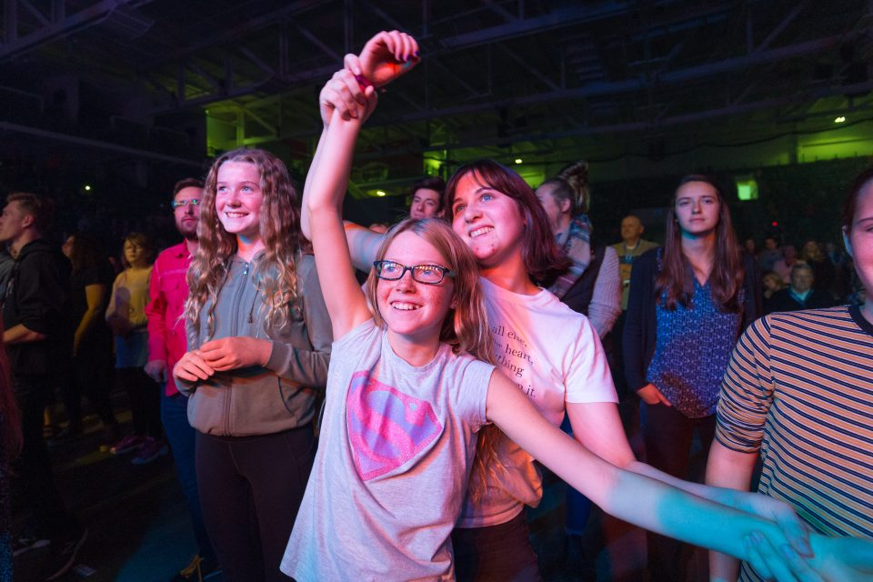 The Quinte Celebration of Hope in Belleville, Ontario, has ended but local churches are welcoming new believers into their congregations. More than 5,900 attended the three-day outreach and over 9,900 watched the livestream online.