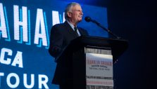 Christ in the Capital: Franklin Graham Preaches Jesus in Raleigh, NC