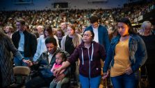 Franklin Graham's Tar Heel State Tour Wraps Up in Asheville, NC
