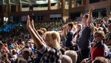 Thousands Respond to the Gospel During North Carolina Tour