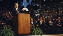 Billy Graham: The Hardest Word to Pronounce