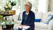 Next Month: Watch Live as Anne Graham Lotz Discusses the Power of the Holy Spirit