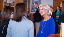 Anne Graham Lotz Meets Readers at Special Billy Graham Library Event