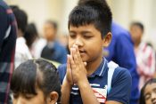Hundreds of Cambodian Children Find a Friend in Jesus