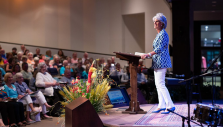 Watch Live as Anne Graham Lotz Discusses the Power of the Holy Spirit