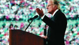 Billy Graham to Be Honored with Statue in D.C.