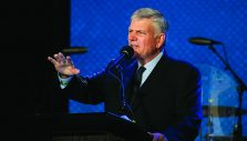 Franklin Graham: Pray Against the Forces of Darkness