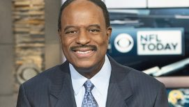 Sportscaster James Brown More Thankful for His Faith Than His Fame