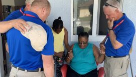 'We Lost Everything, But We Did Not Lose Our Praise,' Bahamian Shares Hurricane Survival Story
