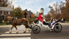Visit Christmas at the Billy Graham Library Now Through December 23