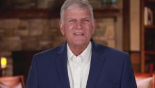 Franklin Graham: Look to God for Direction This Year