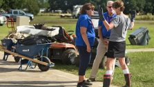 Billy Graham Chaplains Wrap Up Busy Year of Ministry