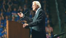 Billy Graham's Prayer for a New Year