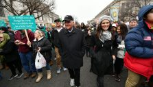 'Thank You for Standing for Life': Franklin Graham, Cissie Graham Lynch March for Life