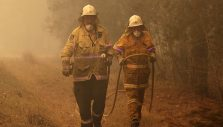 Rapid Response Team Ministering in the Midst of Deadly Australia Bushfires