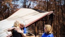 Billy Graham Chaplains Around the World Respond to Australia Bushfires