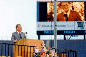 Colorado Christian University Opens Billy Graham Exhibit