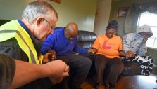 A Listening Ear, A Warm Embrace: Chaplains Minister in Wake of Devastating Tornadoes
