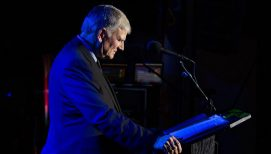 Franklin Graham: Pray for This Spring's UK Tour