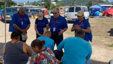 Chaplains Minister to Puerto Ricans Facing 'Constant Anxiety' from Earthquakes