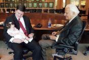 Billy Graham's Love of Scripture Leaves Lasting Impression on His Grandson