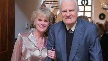 Billy Graham's Daughter Writes About Journey of Forgiveness