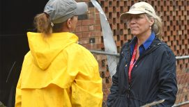 Billy Graham Chaplains Help South Carolinians Recover After Tornado