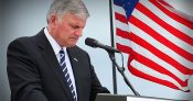 Join Franklin Graham for Prayer March in Washington, D.C.