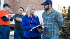 Chaplains Sharing Peace of Christ in Tornado-Ravaged Nashville Region