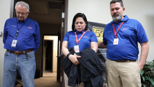 Billy Graham Chaplains Mobilize Nationwide, Deploy to Italy