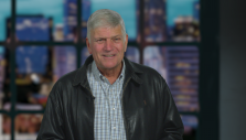 Franklin Graham Shares Hope from the Psalms
