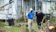 Teams of Chaplains Deployed to 5 States Pummeled by Storms