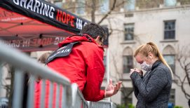 East 98th Street & Fifth Avenue in NYC: The Intersection of Crisis & Hope