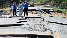 Chaplains Serving in Tornado-Ravaged Texas and Flooded Michigan