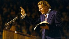 Billy Graham: Death the Enemy