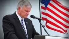 Franklin Graham Calls for Nationwide Prayer Tomorrow