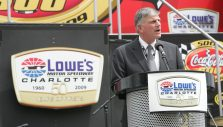 Franklin Graham to Deliver Invocation at Charlotte NASCAR Race