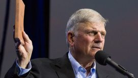Franklin Graham: The Love of Jesus Christ Is Never Quarantined