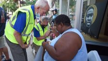 Billy Graham Chaplains Offer Ministry of Presence in Greensboro, NC