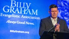 Will Graham Encourages Pastors to Step Up in These Turbulent Times