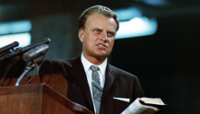 Billy Graham, 1965: 'God and the Color of Man's Skin'